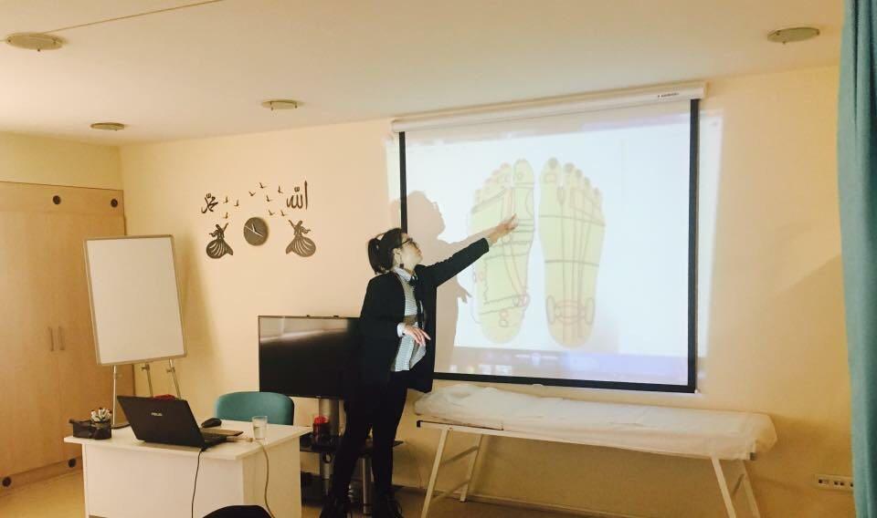 Anatomi İle Refleksoloji Eğitimi